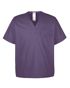 RCA Healthcare scrub TOP PURPLE (2nd/3rd year students)